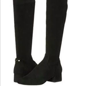 New Dolce Vita Jimmy Over the Knee Boots Size 6